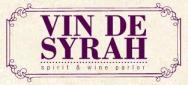 vin de syrah