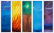 The Five Elements by Louis Parsons
