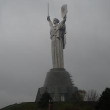 Kiev's Iron Maiden