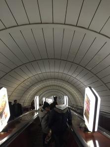 Metro/Bomb Shelter